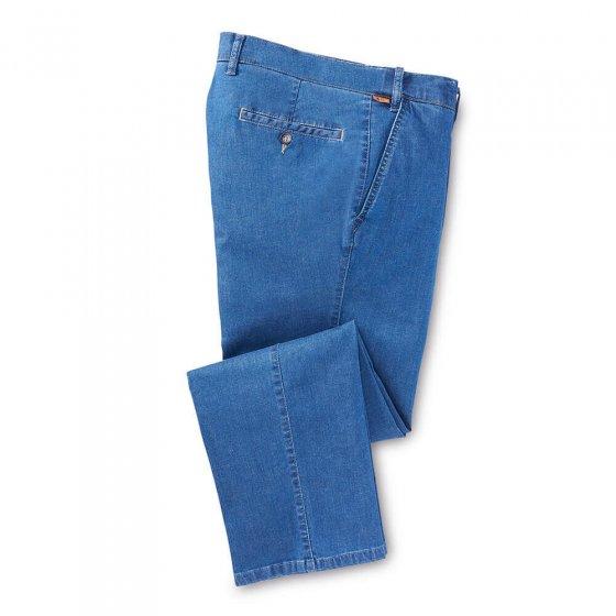 Jean à ceinture extensible 48 | Bleujean