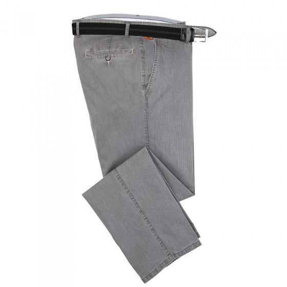 Pantalon en coton, entretien facile