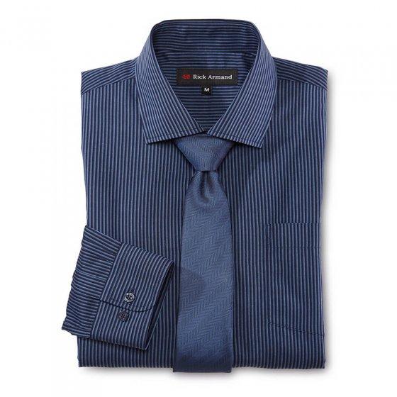 Ensemble chemise et cravate