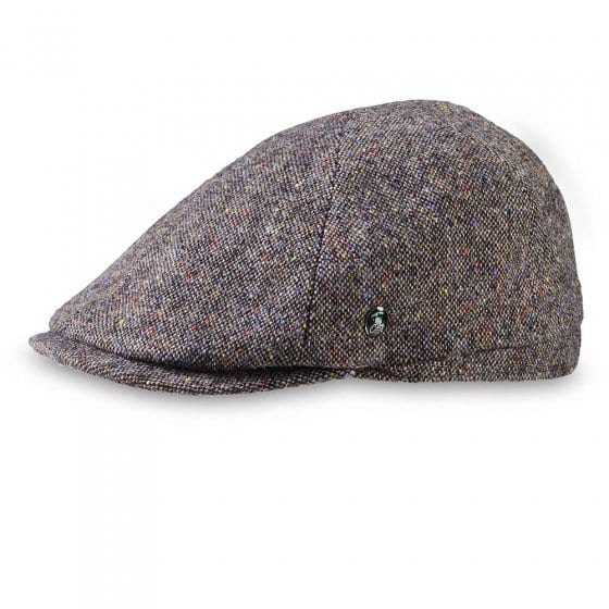 Casquette en tweed Donegal 60 | Camel