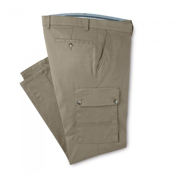 Pantalon cargo antitache