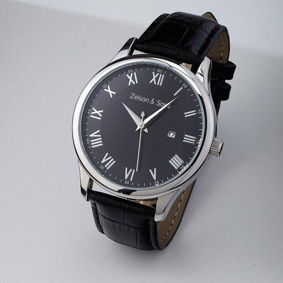 Votre cadeau : une montre design Zelson  &  Sons