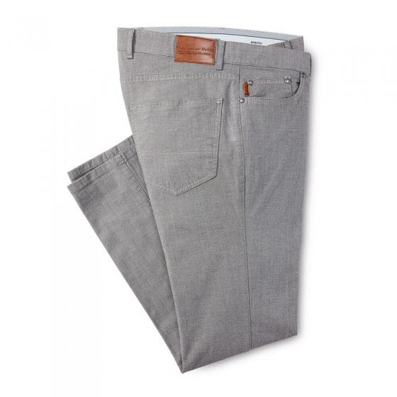 Pantalon coton style moderne
