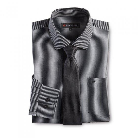 Chemise avec cravate
