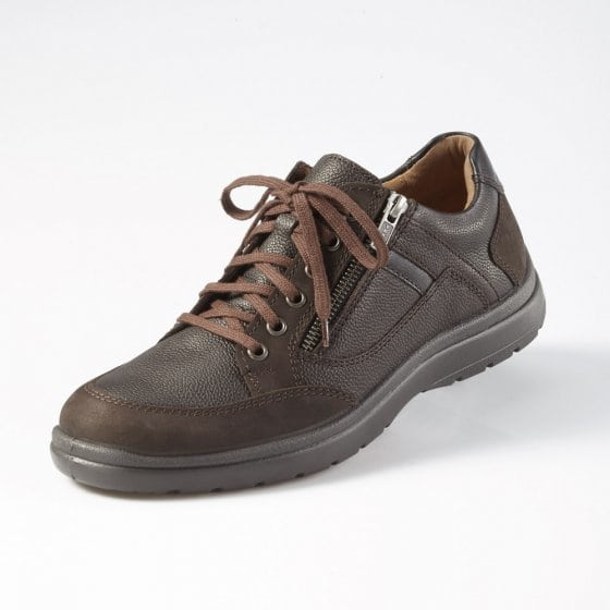 Chaussures zippées Aircomfort 43 | Marron