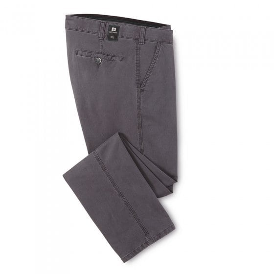 Pantalon de coton Pima grand teint