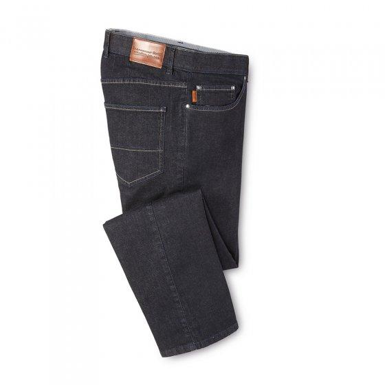 Jean stretch compact 25 | Bleufoncé