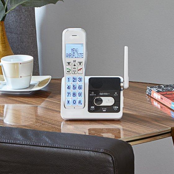 Téléphone sans fil avec sonnette