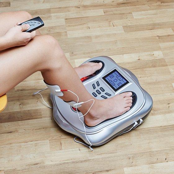Appareil de massage des pieds à infrarouge