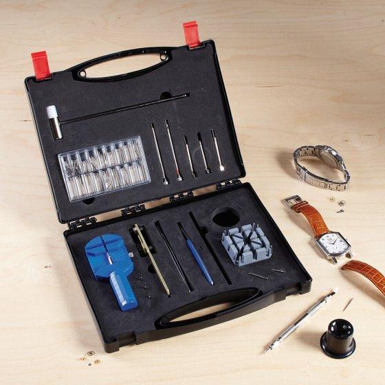 Kit d'outils d'horlogerie