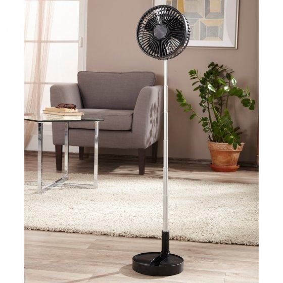 Ventilateur télescopique