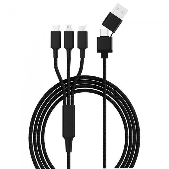 Câble de charge 5 en 1