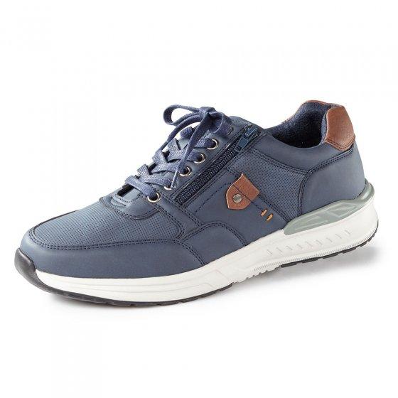 Chaussures à lacer avec glissière 46 | Marine
