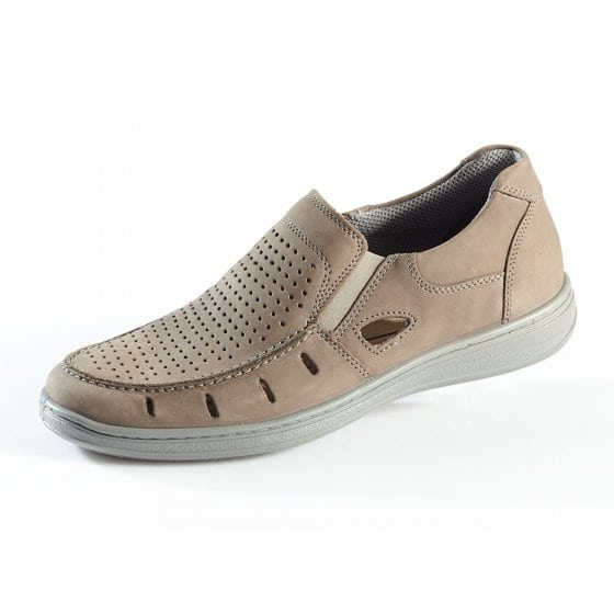 Chaussures stretch Aircomfort 46 | Taupe