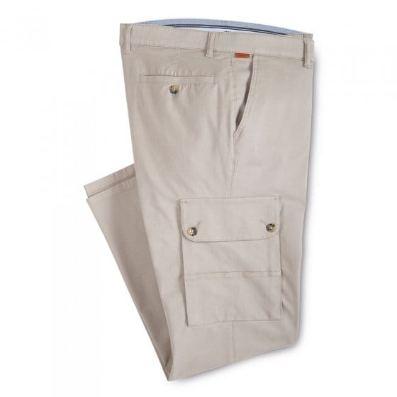 Pantalon cargo antitache 24 | Sable