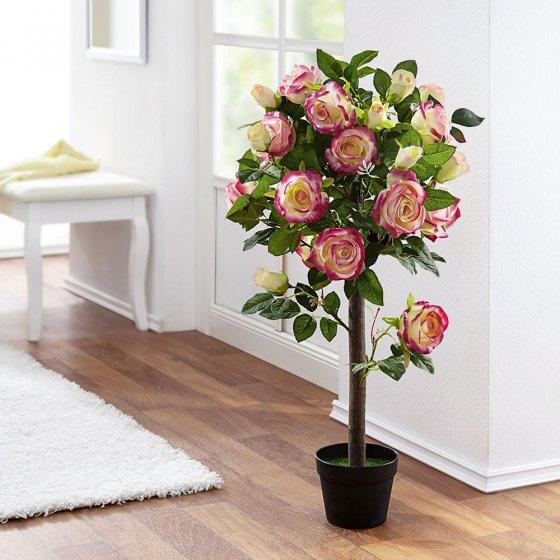 Grand bouquet de roses à LED