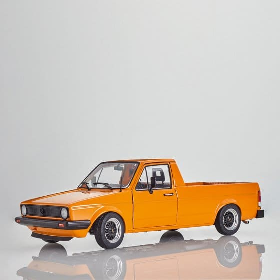 "Volkswagen Golf Caddy  ""Custom"""