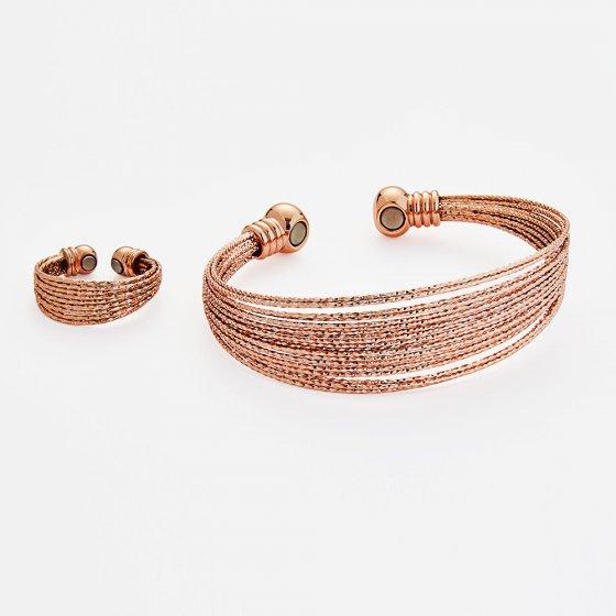 Ensemble de bijoux magnétiques