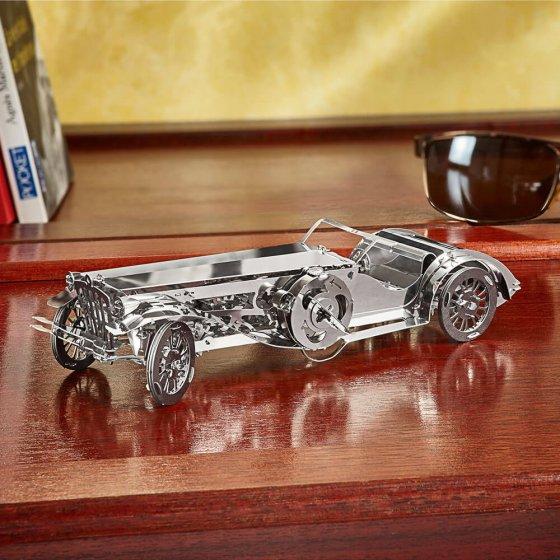 Maquette métallique cabriolet