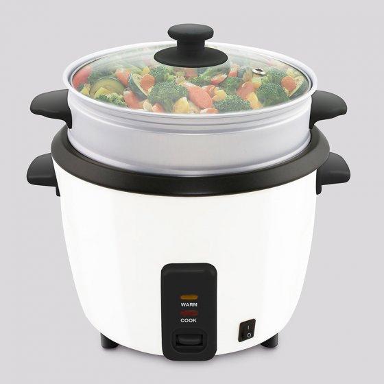 Cuiseur de riz et cuit-vapeur