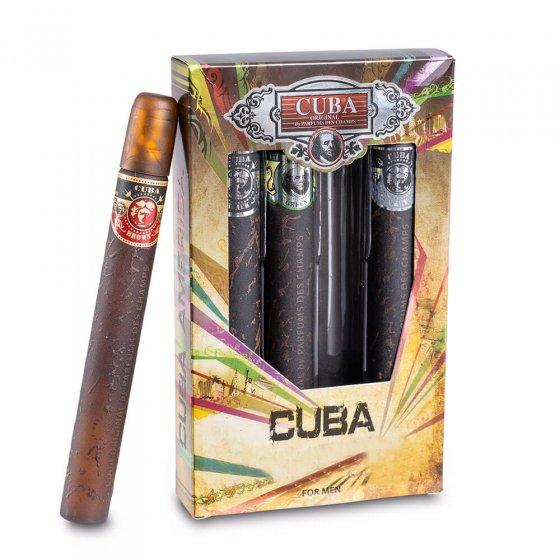 Parfum homme quartet cubain