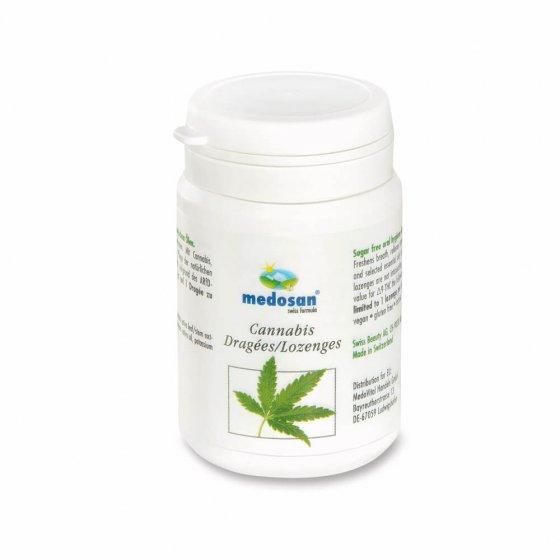 Dragées au cannabis