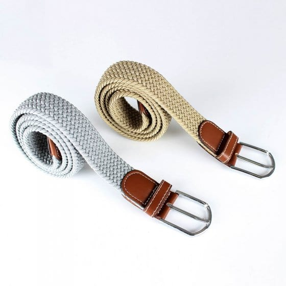 Ceinture stretch Lot de 2