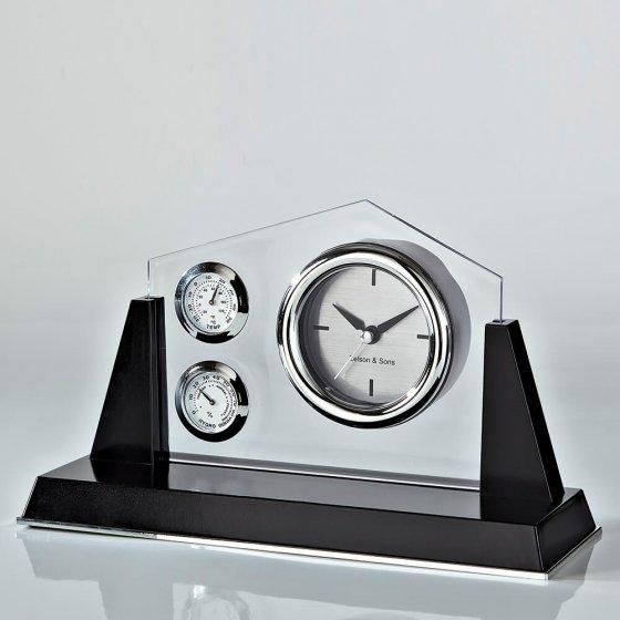 Horloge de table multifonction