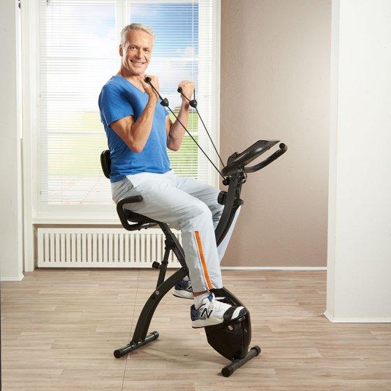 Home-trainer 2-en-1