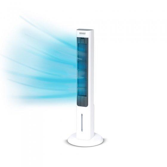 Ventilateur-vaporisateur sur pied