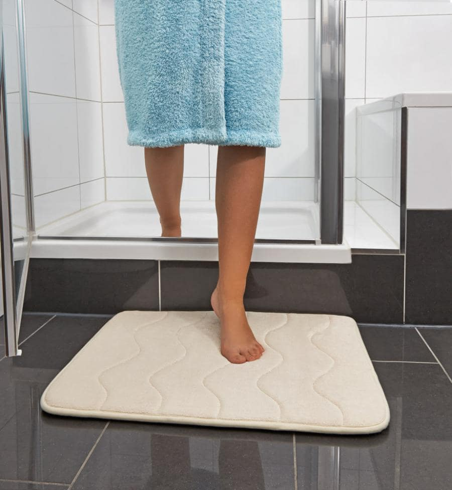 Tapis de bain m moire de forme achetez ce produit tapis de bain m moire - Tapis de bain formes originales ...