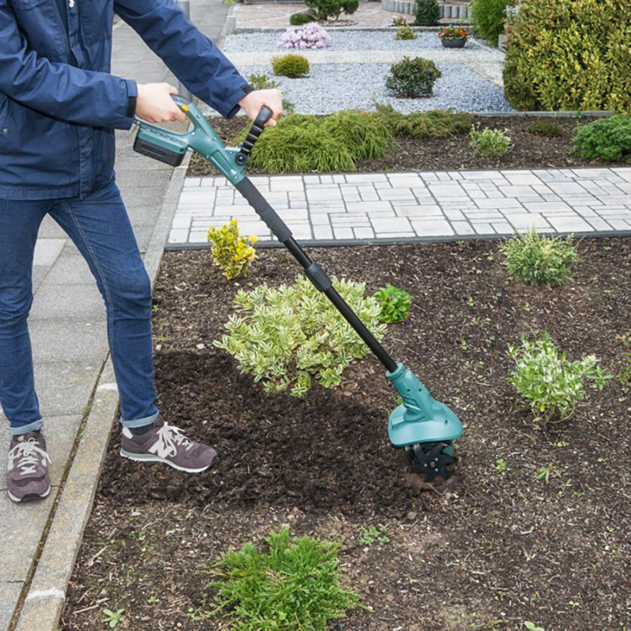 Motobineuse lectrique rechargeable achetez ce produit motobineuse lectriq - Statut de jardin pas cher ...