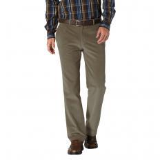 Pantalon en velours stretch-2