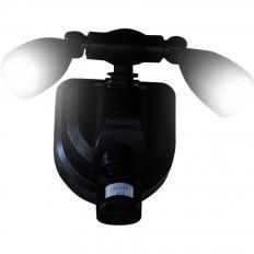 Projecteur solaire à LED CREE® et détecteur de mouvement-2