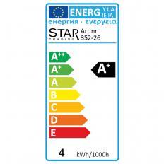 Ampoule filament à LED E27 Lot de 2 -2