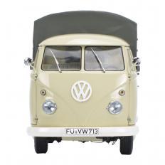 VW T1 à plateau avec bâche-2