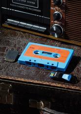 Radiocassette enregistreur-2