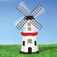 Moulin solaire illuminé-2