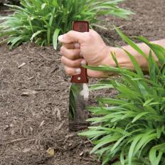 """Couteau de jardinage japonais """"Hori Hori""""-2"""