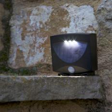 Lampes de sécurité avec détecteur de mouvements-2