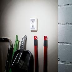 Lampe murale COB avec interrupteur Lot de 2 -2