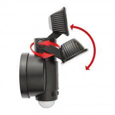 Projecteur à LED ultra puissant avec capteur de mouvement-2