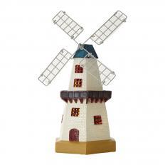 Lampe solaire moulin-2