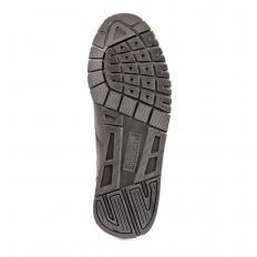 Chaussures de sport en cuir à velcros-2