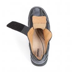 Chaussures à velcro avec coussin d'air-2