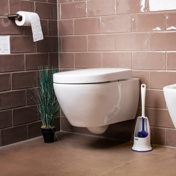 Brosse WC hygiénique