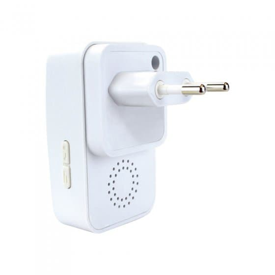 Récepteur additionnel pour sonnette radiopilotée