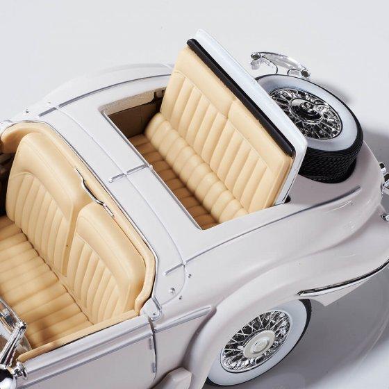 Mercedes 500K Maharadscha