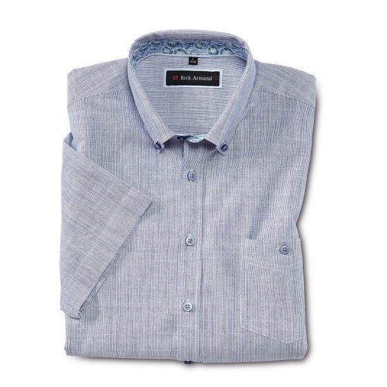 Chemise à rayures tendance