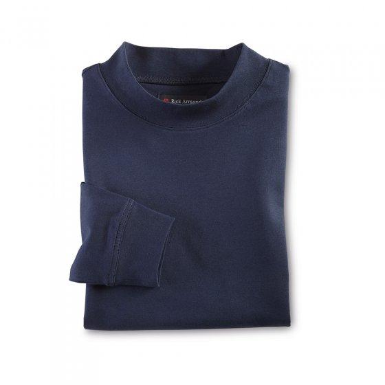 T-shirt col droit Par lot de 3 paires